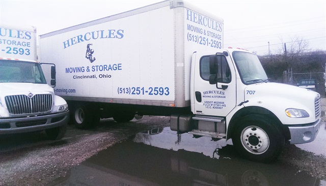 Merveilleux In Addition To Renting Trucks From Enterprise Commercial Trucks, Hercules  Moving U0026 Storageu0027s Fleet Is