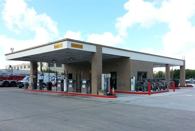 The City of Houston now has fewer fuel-siterelated problems after implementing a newfuel system maintenance program.