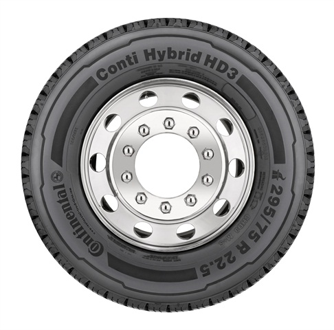 The Hyrbrid HD3 is now the 20th in a line of Continental new and retreaded truck tire products that are currently listed as verified by SmartWay.