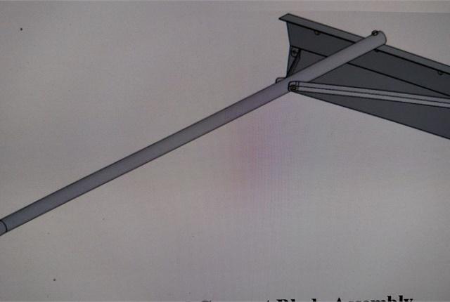 Roof Rake Like Snow Scraper Solves A Dangerous Problem