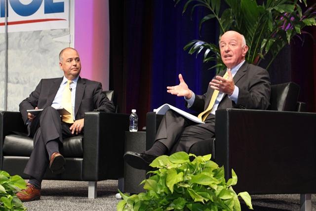 Norman Behravesh, chief economist for IHS Inc. Photo: Evan Lockridge