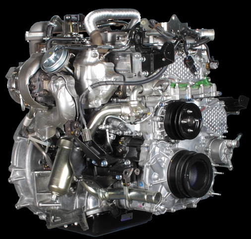 Isuzu offers its 4JJ1 flagship engine in its lineup. (Photo: ICTA)