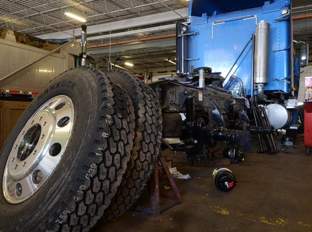 Proper bearing adjustment is precice work requiring specialised tools.