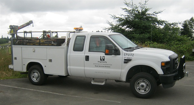 Kcdot Has 20 Fleet Vehicles That Run On Propane Autogas These Include Ford F