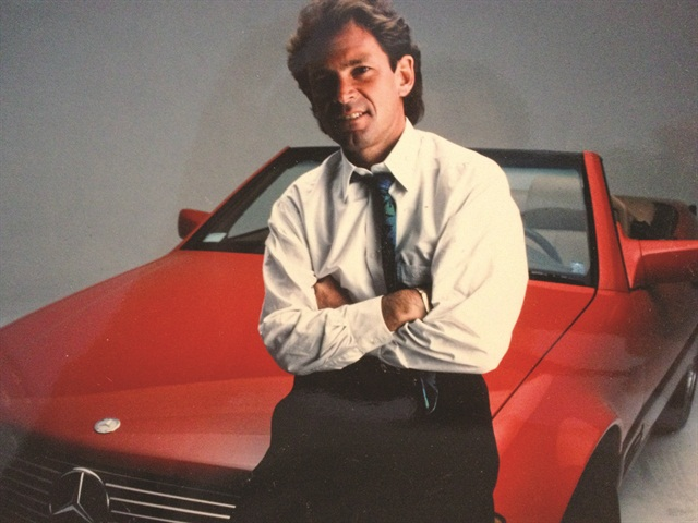 Ken Kerzner, circa 1993. Kerzner pioneered the luxury and exotic rental model at Southwest Car Rental in the early '70s. Kerzner is now managing partner of Midway Car Rental.