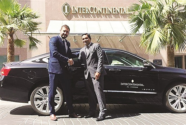 Recently GM won a contract to sell Chevrolet Impalas to the KSA Intercontinental Hotel for guest pickup services. Another fleet application for sedans is airport VIP services, such as immigration VIP service, where vehicles will come to the plane and pick up a customer to be driven to immigration offices. This is a very popular service in the Middle East.Photo: GM.
