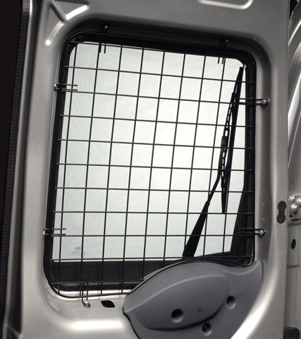 "Window screens can prevent thieves from doing a typical ""smash and grab,"" as they do not allow access into a vehicle should a window be broken. (Photo courtesy of Leggett & Platt)"