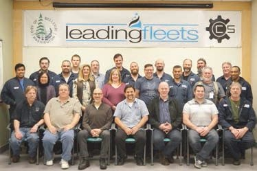 The Bellevue fleet has a staff of 24 employees and has been an ASE Blue Seal facility for seven years. Photo Courtesy of City of Bellevue
