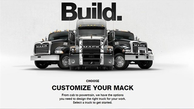 Mack Trucks has expanded its recently launched Mack Trucks Configurator to include the Mack Anthem model.