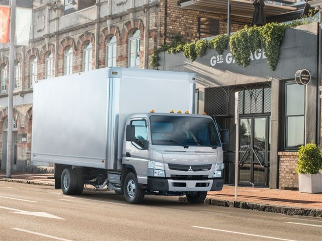 Mitsubishi Fuso sees the increasing computerization of commercial vehicles as one of the key trends in the medium-duty market.