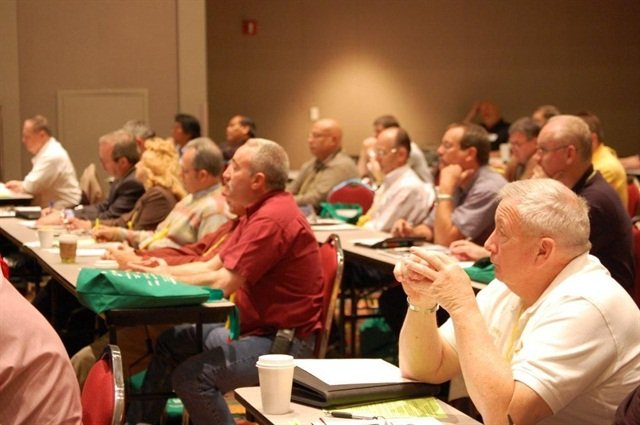 Fleet managers should attend industry events to keep up with industry trends.