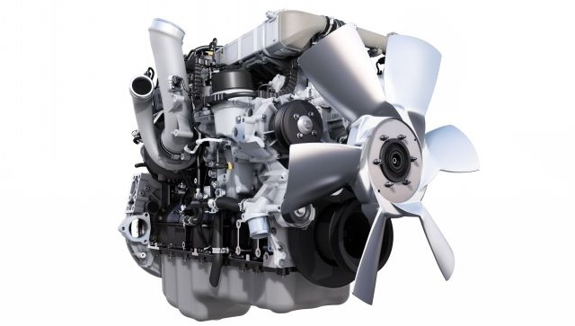 Navistar's A26 is brand new from the block up. There's a lot of fuel-saving technology built into this engine, and it's backed by a two-year unlimited mileage warranty. Photo: Navistar