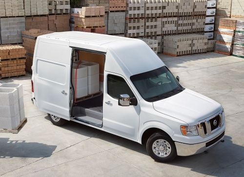 The Nissan Nv Cargo Van Is Offered In Three Models With Its Standard Roof Or Two