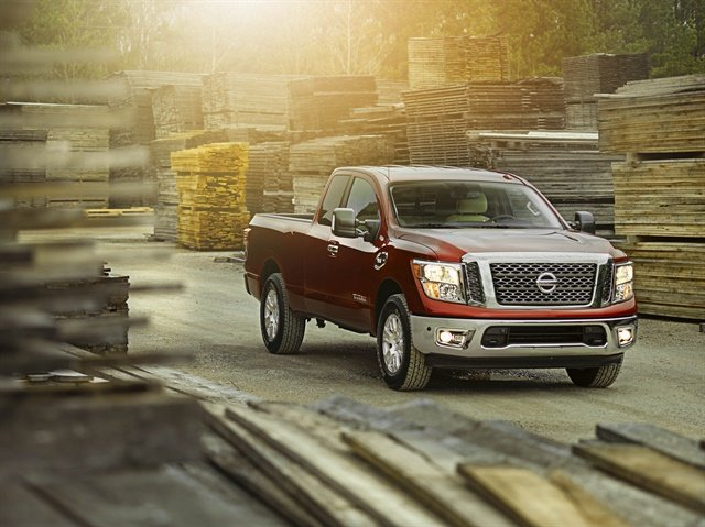 Nissan offers its Titan XD in a king cab configuration, in addition to the single and crew cab offerings. (Photo: Nissan)