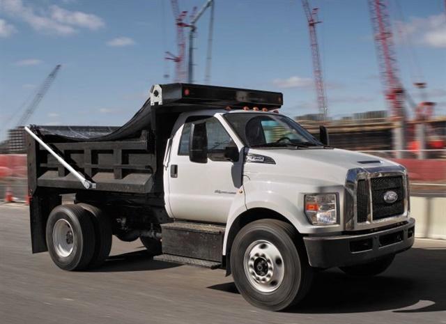 What S Hot In Medium Duty For 2018 Equipment Trucking Info