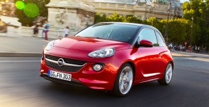 Opel ADAM Photo: Opel
