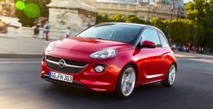 Opel ADAM Photo: Opel