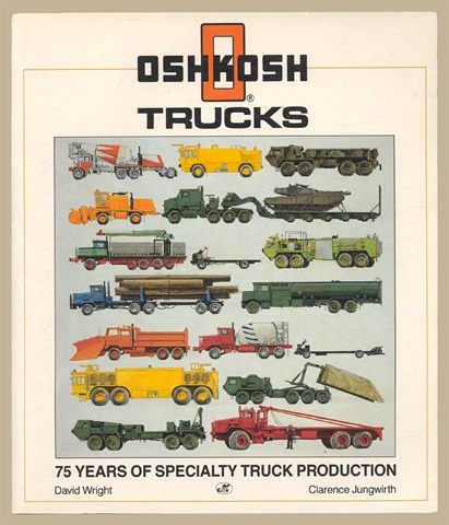 Not only does Jungwirth know a lot about the company's trucks, but he also has written extensively about them.