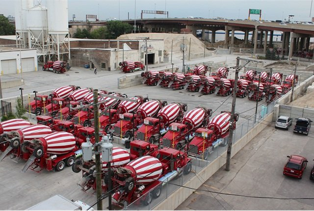 Ozinga Ready Mix Concrete currently operates close to 200 CNG-powered vehicles and plans to have its entire fleet of more than 700 powered by natural gas.