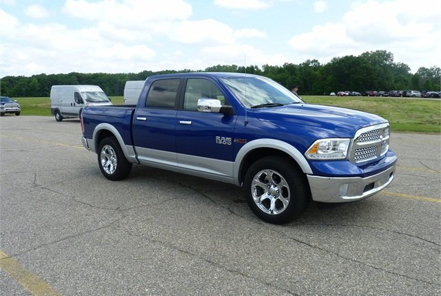 The 2014 Ram 1500 Eco Diesel.