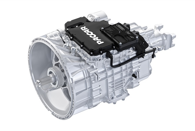 The Paccar Automated Transmission: 12 forward gears and two reverse packed into a 657-pound package that was engineered from the ground up as an automated transmission. It's new to the game, but it performs like a veteran. Photo: Paccar