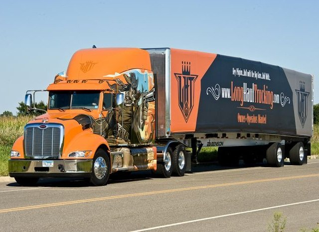 Long Haul Trucking >> Attracting New Clients And Drivers Through Branding Fleet