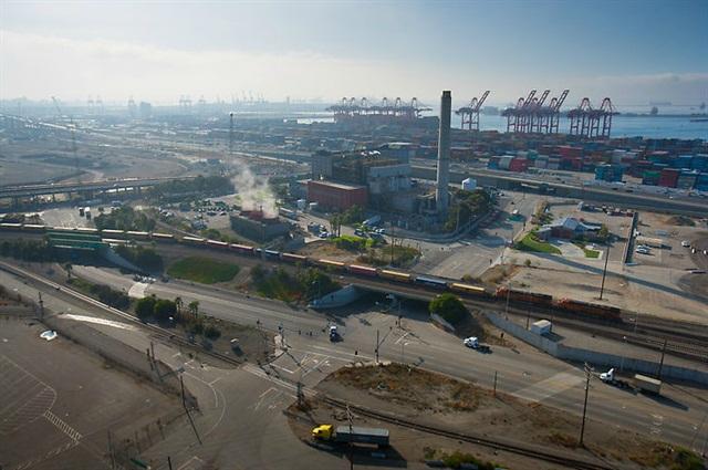 Photo via Port of Long Beach