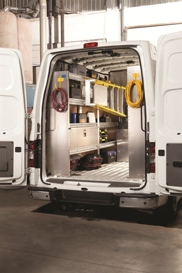 Ranger Design intends to offer its Fleetline products for each of the new commercial vans (pictured is Nissan's NV200).