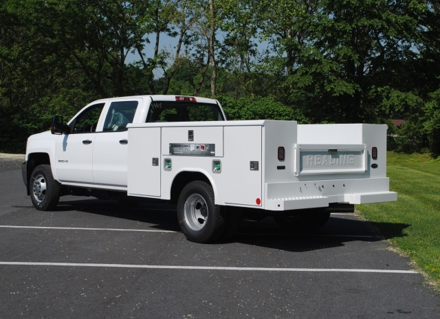 bc0babd757e63b Reading Truck Equipment offers a variety of service body offerings in both  steel and aluminum.