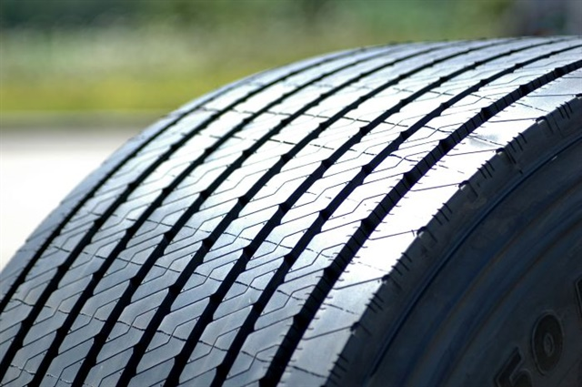 Advances in tread design and compounding lower rolling resistance with little or no sacrifice in tread wear and traction. Photo: Jim Park