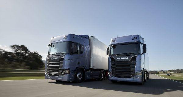 Photos: Gustav Lindh, courtesy Scania