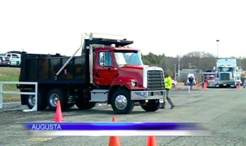 Coverage of the April 13 competition from WABI TV 5.