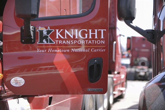 Photos: Knight Transportation