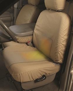 Covercraft's SeatHeater. Photo courtesy of Covercraft.
