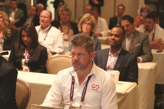 Attendees had the opportunity to choose from several concurrent sessions, with time at the end set aside to ask questions.
