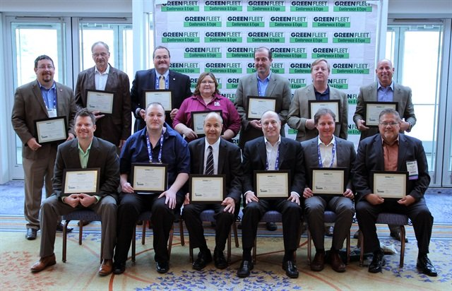 Sustainability All Stars in attendance at the 2014 Green Fleet Conference & Expo.