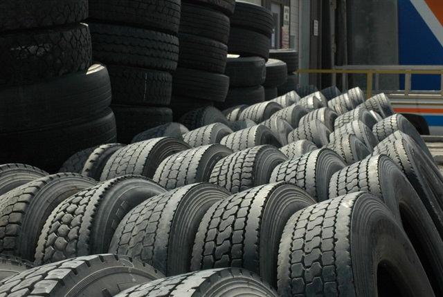 How many tires in your scrap pile arrived there before their time?
