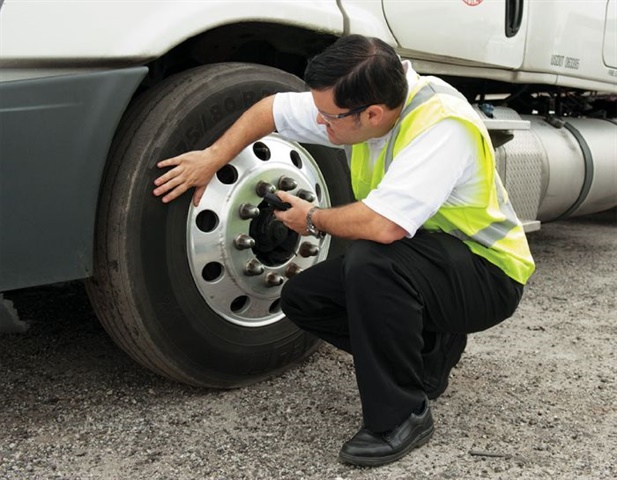 To determine if your tires are up to the job you're asking them to do, you'll next to establish a consistent program to track their performance – and then follow through with it. Photo: Michelin
