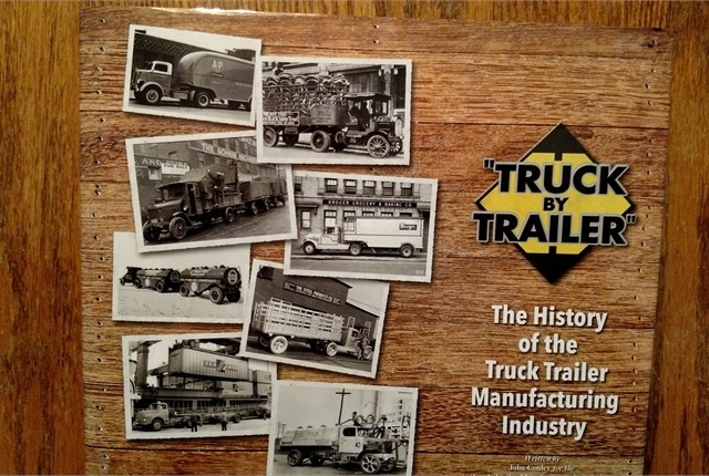 John L. Conley's book covers the evolution of trailer design, building and use from the early 20th Century to the present.