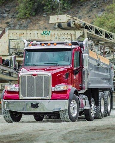 "Dump trucks will also benefit from V2V technology, with trucks ""telling"" a wheel loader how much more material it can take and still meet weight laws, to hands-off, overnight powertrain updates and repairs."
