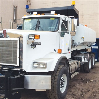 When choosing the right upfitter, fleets should consider parts and service availability and local support from the vendor. Photo courtesy of Auto Truck Group