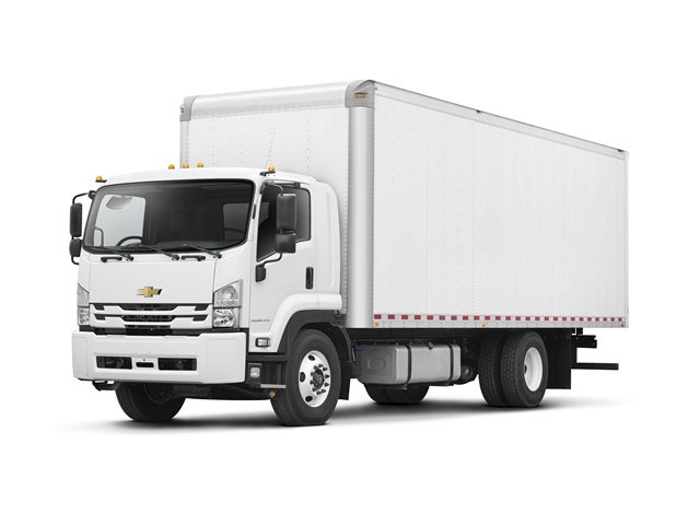 The Low Cab Forward 6500XD is all-new for the 2018-MY and features a max GVWR of 25,950 pounds. (Photo: General Motors)