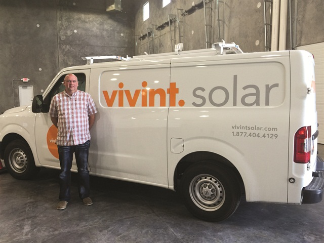 Jim Aleson of Vivint Solar uses his Telogis telematics system to promote safety by setting up his operations managers to receive alerts when drivers exceed 10 miles over the speed limit or brake hard. Driver coaching is a consequence. Speeding and idling are on the decline, he says.