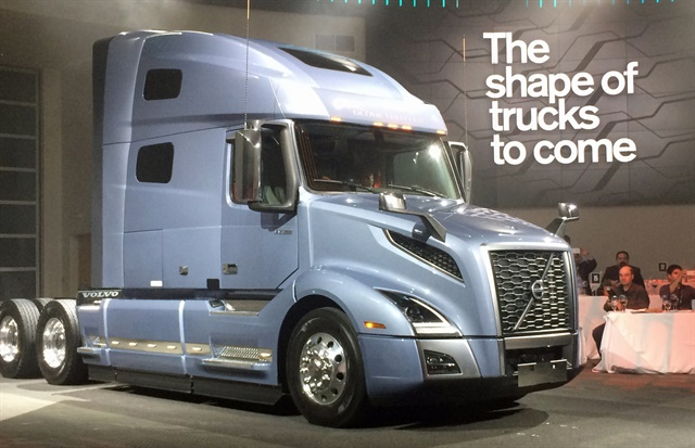 Volvo says it relied on feedback from nearly 2,000 driver interviews in designing the new VNL. Photo: Jack Roberts.