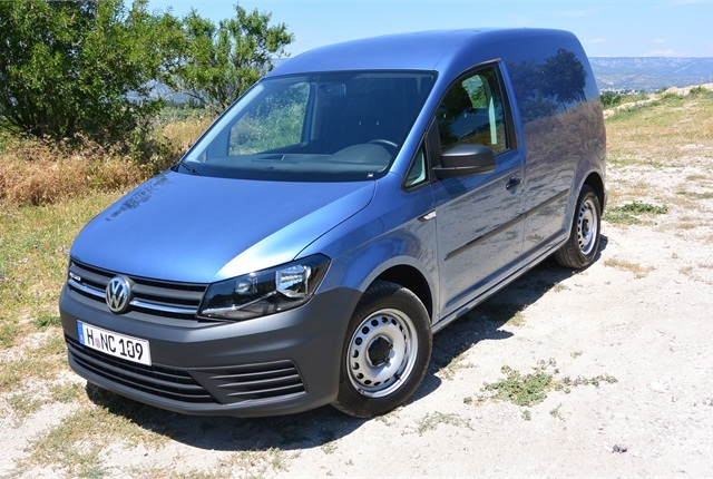 VW's Caddy is equivalent to Ford's Transit Connect, Ram's ProMaster City and Nissan NV200/Chevy City Express, which are sold in the U.S. The Caddy isn't, but might (or might not) be someday. Photos by Sven-Erik Lindstrand