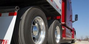 How Balancing Truck Tires Helps the Bottom Line