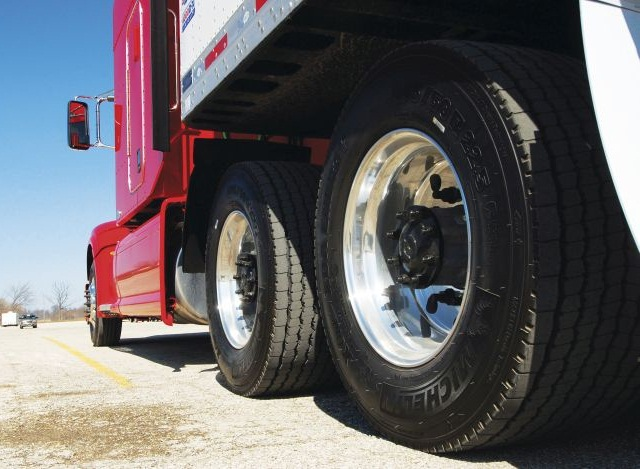 OEMs rely heavily on tires to meet their CAFE requirements under GHG reduction rules. Once fuel-efficient tires are installed, you can't legally take them off.