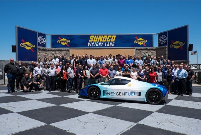 The Sonoma Raceway event brought together about 160 fleet professionals. Photo by Tom Fung