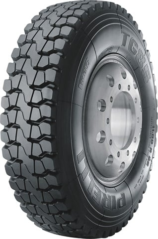 The Pirelli TG:85 is one of two new mixed-use tires offered by TP Commercial Solutions. (Photo: TP Commercial Solutions)