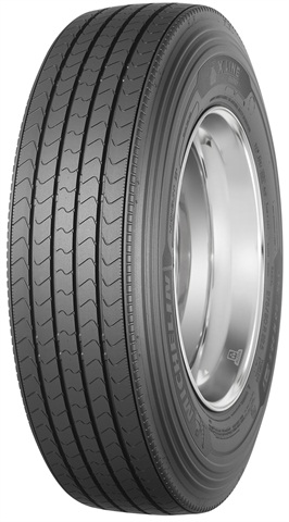Michelin's X Line Energy T trailer tire